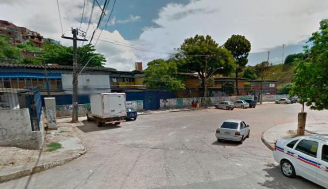 Crimes aconteceram no bairro de Fazenda Grande do Retiro - Foto: Reprodução   Google Maps