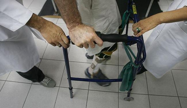 Fisioterapia é um dos cargos que tem vagas na prefeitura de Barrocas - Foto: Raul Spinassé | Ag. A TARDE