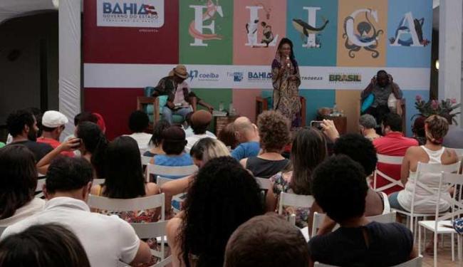 Festa Literária Internacional de Cachoeira (Flica) segue até este domingo, 18 - Foto: Edilson Lima | Ag. A TARDE