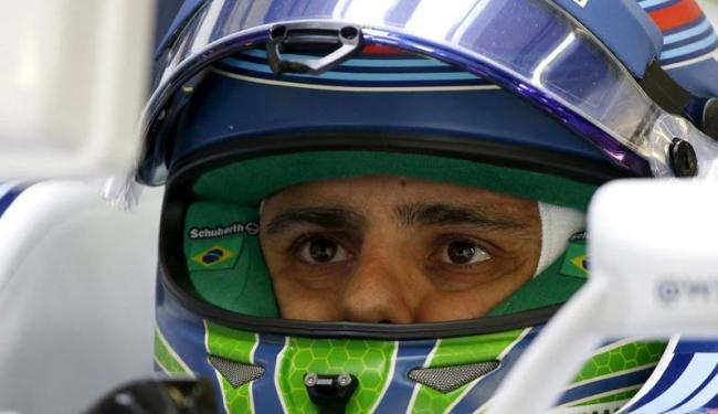 Sem um bom lugar no grid, Massa vai apostar na estratégia para ao menos somar pontos em Sochi - Foto: Grigory Dukor | Agência Reuters