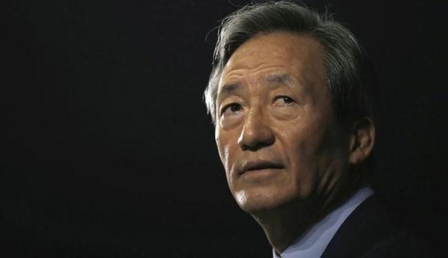 O sul-coreano não poderá participar da eleição marcada para 26 de fevereiro - Foto: Kim Hong-Ji | Agência Reuters