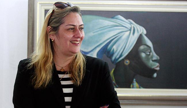 Graciela Reis destaca ineditismo do reconhecimento entre escolas rurais da Bahia - Foto: Lúcio Távora l Ag. A TARDE