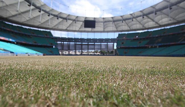 Confronto entre Vitória e Paraná pode ser realizado na Arena Fonte Nova - Foto: Lúcio Távora | Ag. A TARDE