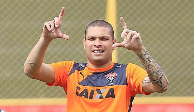 Zagueiro volta ao time titular do Leão após cumprir suspensão - Foto: Eduardo Martins | Ag. A TARDE