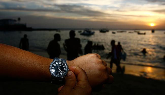 O objetivo desse horário especial é ajudar no racionamento de energia elétrica - Foto: Joá Souza | Ag. A TARDE