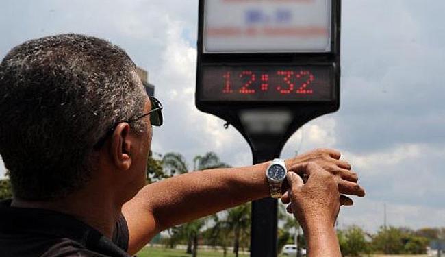 O Horário de Verão é mais eficaz nos Estados mais distantes da Linha do Equador - Foto: Agência Brasil