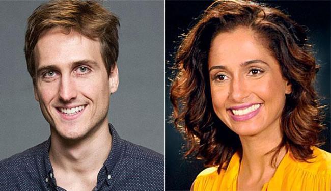 Igor e Camila viajaram juntos de férias após o fim da novela