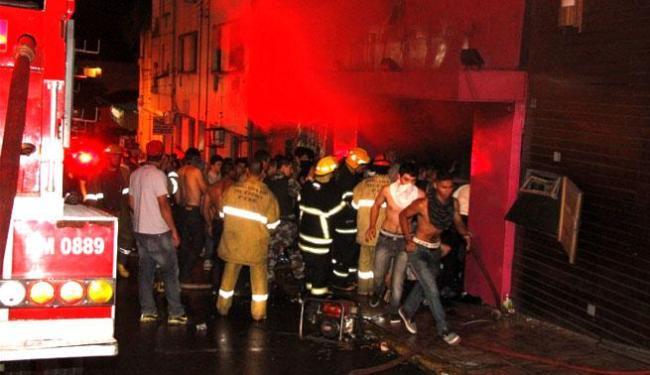 Acidente na Boate Kiss, na cidade de Santa Maria (RS), matou 242 pessoas em 2013 - Foto: David Dutra   A Razão   Agência Brasil