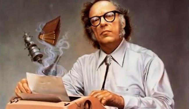 Isaac Asimov foi um dos maiores escritores de ficção - Foto: Reprodução
