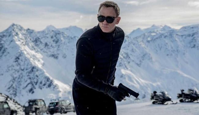 No longa, James Bond está na trilha de uma organização criminosa - Foto: Divulgação