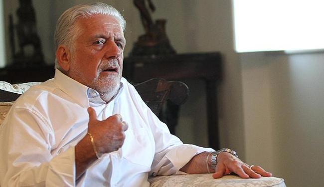 Wagner assume o lugar de Aloizio Mercadante, que volta para a o Ministério da Educação - Foto: Lúcio Távora | Ag. A TARDE