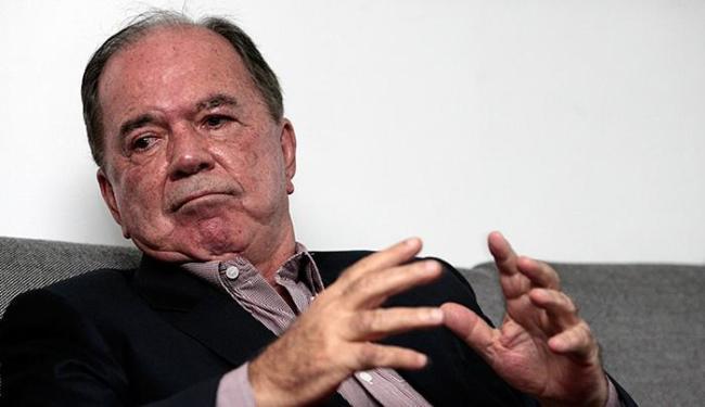 Governador em exercício, João Leão comandou a reunião - Foto: Mila Cordeiro l Ag. A TARDE