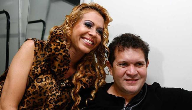 Joelma desmentiu acusações do ex-marido de que era impedido de ver os filhos - Foto: Mila Cordeiro | Ag. A TARDE | 17.06.2011