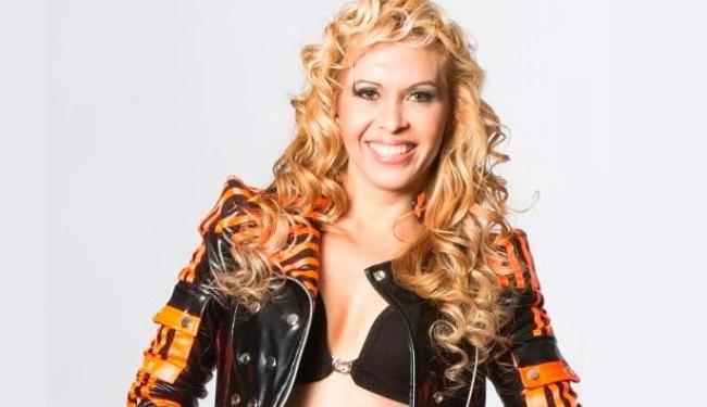 Cantora não concordou com liberação da Justiça para Chimbinha se apresentar - Foto: Divulgação
