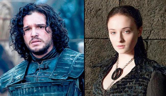 Após trágico fim da quinta temporada, Jon deve se reencontrar com Sansa - Foto: Divulgação