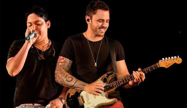 Dupla Jorge & Matheus vai se apresentar no primeiro dia de festival - Foto: Divulgação