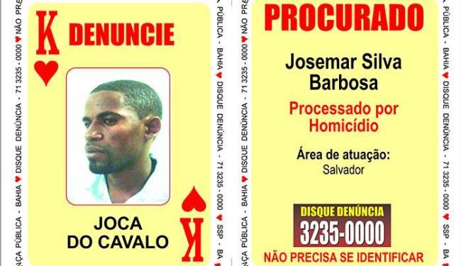 Josemar Silva Barbosa, o Joca Cavalo, é o novo Rei de Copas - Foto: Divulgação l SSP-BA
