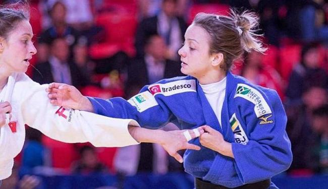 No ranking mundial, ela está em 20º lugar, com 809 pontos - Foto: Rafal Burza | Divulgação | CBJ