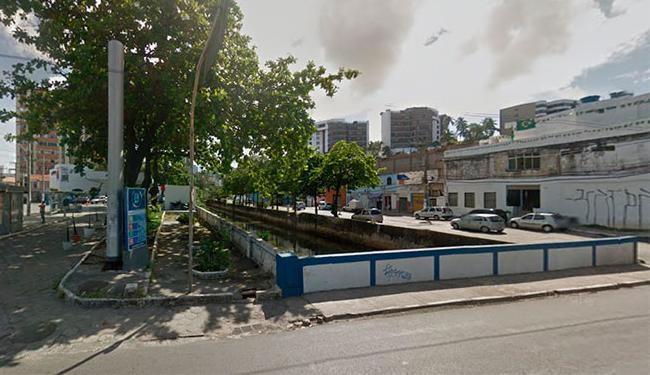 A intervenção não tem previsão para término - Foto: Reprodução | Street View