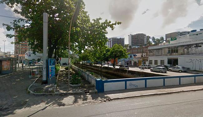 Mudanças ocorrem por conta das obras de requalificação do bairro - Foto: Reprodução | Street View
