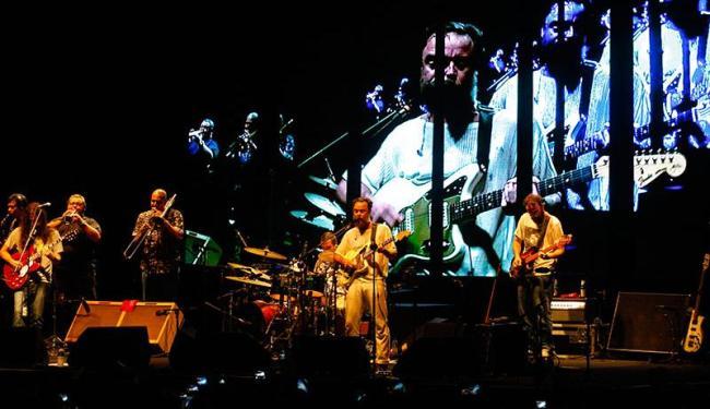 Banda se apresentou para um grande público em Salvador - Foto: Fernando Amorim | Ag. A TARDE