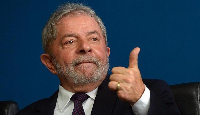 Lula vai se reunir com políticos baianos da base nesta quinta-feira, no Campo Grande - Foto: Agência Brasil
