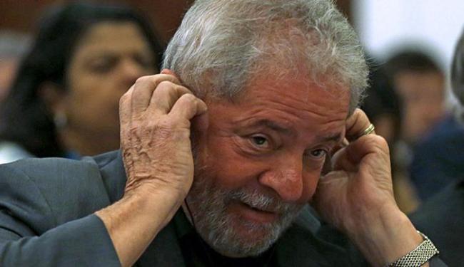 Lula foi quem obteve a maior rejeição entre os possíveis candidatos - Foto: Paulo Whitaker l Reuters