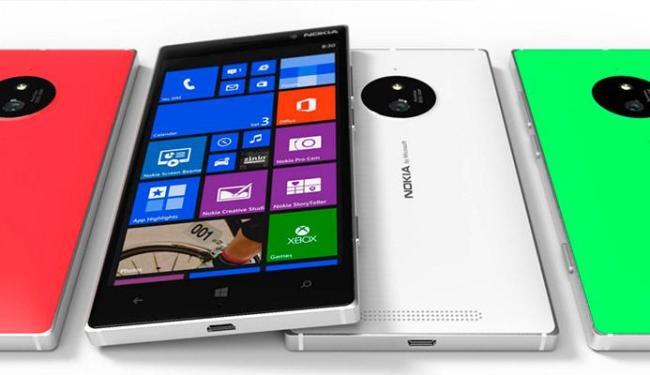 Lumia 830 vai ser atualizado com o novo Windows 10 gratuitamente - Foto: Divulgação