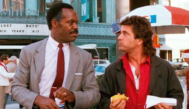 Máquina Mortífera reunia Danny Glover e Mel Gibson - Foto: Máquina MOrtífera