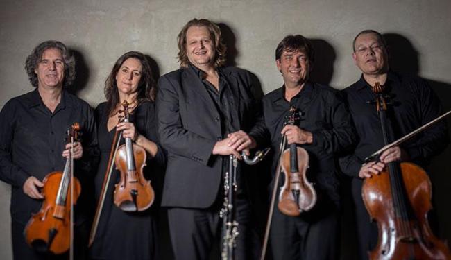 Marcelo Jaffé, Betina Stegmann, Luis A. Montanha, Nelson Rios e Robert Suetholz - Foto: Lost Art | Divulgação