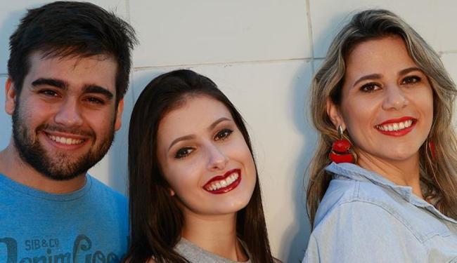 Maryam escolheu a banda Lado C para comemorar um ano de apresentações - Foto: Margarida Neide | Divulgação