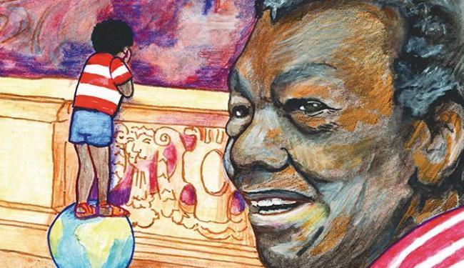 O Menino e O Mundo, sobre Milton Santos - Foto: Mike Sam Chagas | Caramurê Publicações | Divulgação
