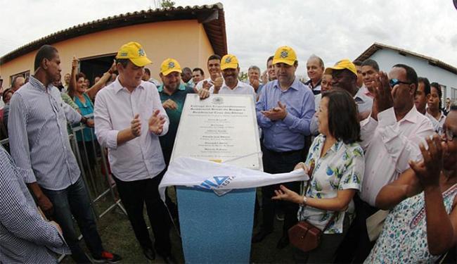 Foram entregues 417 unidades na cidade do Recôncavo baiano. - Foto: Manu Dias l GovBA