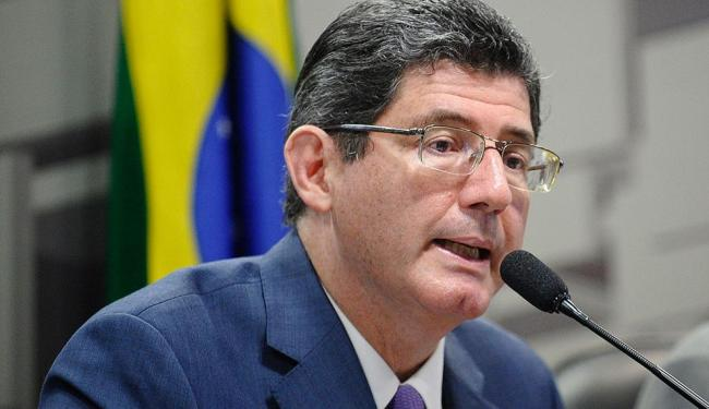 Ministro da Fazenda Joaquim Levy - Foto: Edilson Rodrigues   Agência Senado