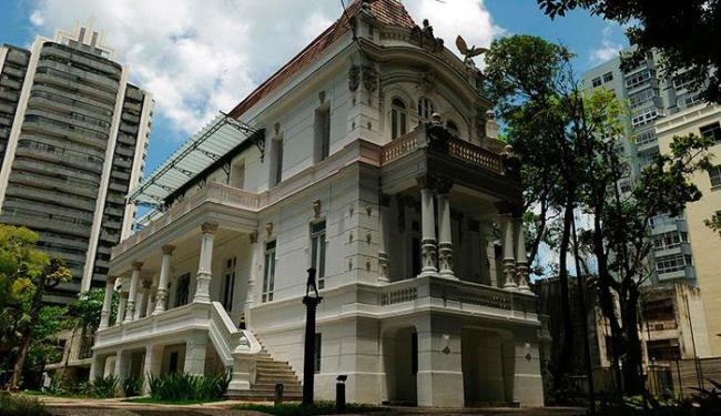A primeira edição será no Palacete das Artes, nessa quinta-feira, 8 - Foto: Divulgação | Palacete das Artes