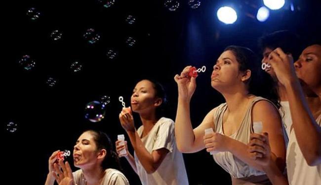 O espetáculo teatral Paco e o Tempo é uma das atrações do feriado prolongado em Salvador - Foto: Divulgação