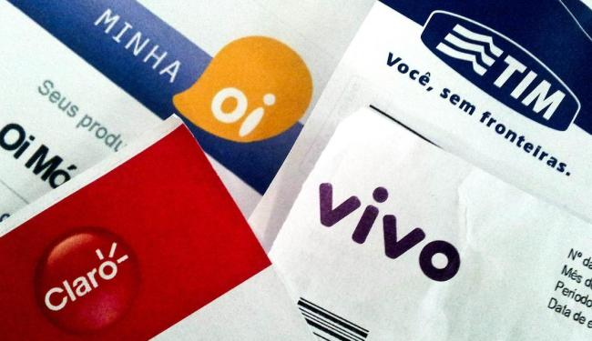 Não foram divulgadas quais infrações as operadoras cometeram - Foto: Caetano Barreira   Fotoarena   Folhapress   20.07.2012