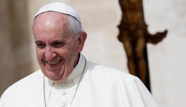 O Papa defende que o casamento é um vínculo indissolúvel - Foto: Max Rossi | Agência Reuters
