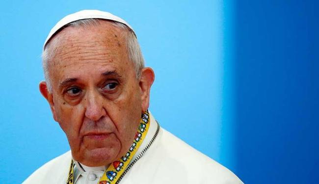 Uma carta papa Francisco tornou público o conflito na Igreja sobre mudanças na doutrina - Foto: Stefano Rellandini | Agência Reuters