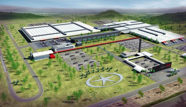 Projeto de construção da fábrica no estado - Foto: Ascom SICM | Divulgação