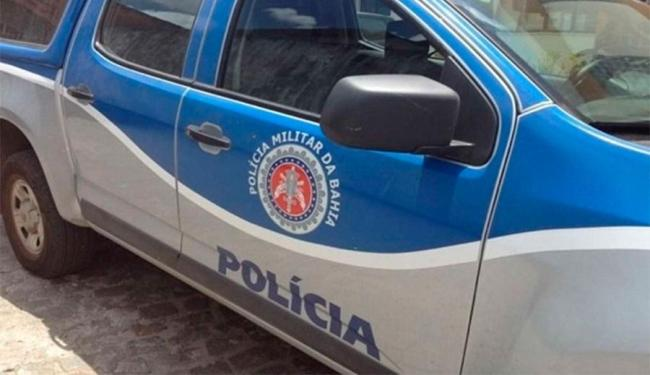 Policiais não conseguiram localizar autor dos disparos - Foto: Reprodução | Site Forte na Notícia