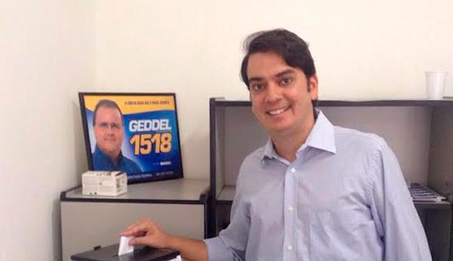 O deputado também é líder do PMDB na Assembleia Legislativa da Bahia - Foto: Divulgação | Pedro Tavares