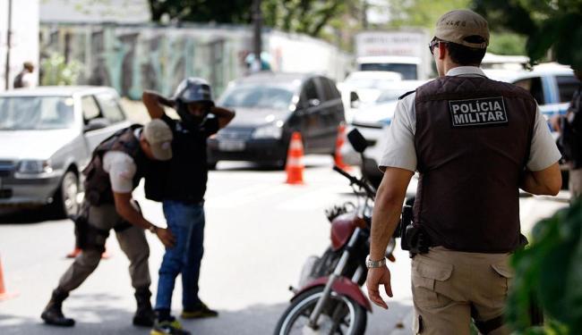 Efetivo será reforçado nos principais pontos turísticos de Salvador - Foto: Raul Spinassé | Ag. A TARDE