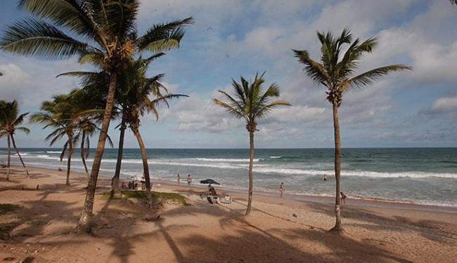 Ipitanga é uma das praias onde haverá mais salva-vidas - Foto: Margarida Neide l Ag. A TARDE l 05.12.2014