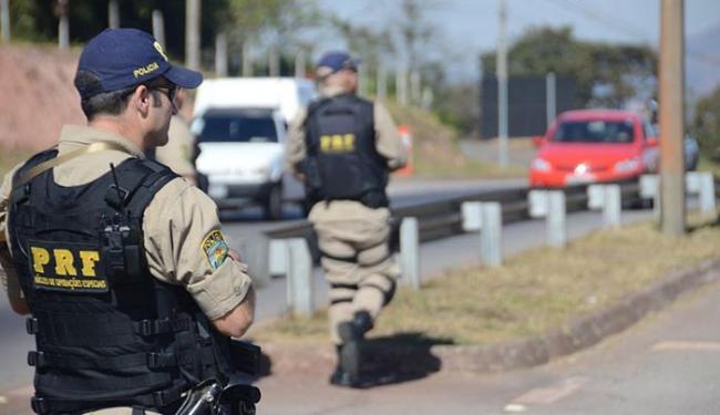 Ocorreram 52 acidentes, que deixaram 36 feridos e 7 mortos - Foto: Divulgação   PRF