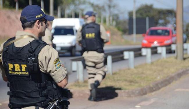Pesquisa nacional aponta que quase 11% dos acidentes em rodovias envolve motos - Foto: Divulgação | PRF