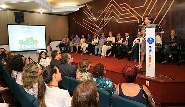 Solenidade reuniu gestores e empreendedores do Centro Histórico de Salvador - Foto: Margarida Neide l Ag. A TARDE