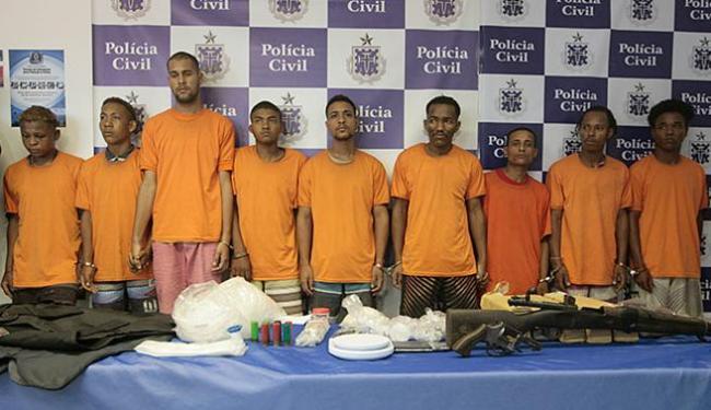 Bando de Bruno Liberdade tocava o terror em Marechal Rondon, Alto do Cabrito e adjacências - Foto: Edilson Lima | Ag. A TARDE