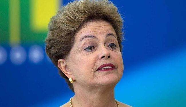 TCU rejeitou as contas de 2014 da presidente Dilma - Foto: AP Photo | Joedson Alves