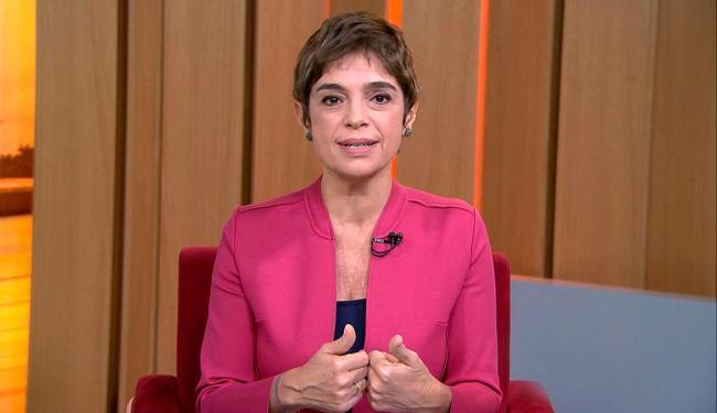Renata Lo Prete já aparecia como comentarista em noticiários da Globo - Foto: Reprodução | TV Globo